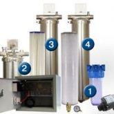 Системы очистки воды Коттедж
